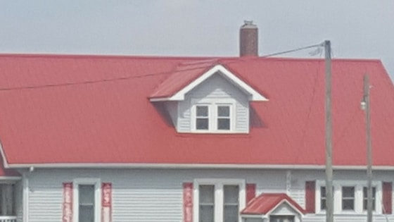 metal vs shingles roof where roof is more efficient