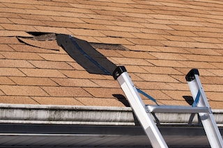 missing shingles need repair or signs you need a new roof