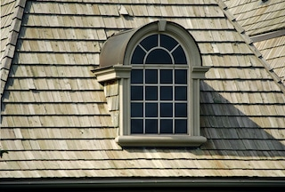 roof replacement cost of wood shingles and dormer windows