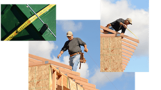 roofing calculator helps contractors figure total roof square footage