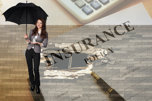 protect yourself with an umbrella and learn how to get a new roof from insurance