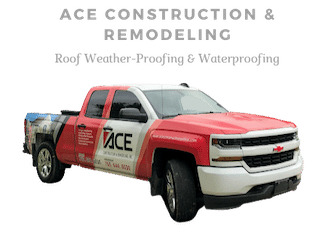 weather-proofing your roof should be left to ace construction roofing experts