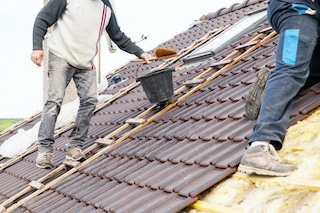 weather-proofing your roof shown by ace expert roofers